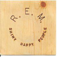 R.E.M  °  SHINY HAPPY PEOPLE - Vinyl Records