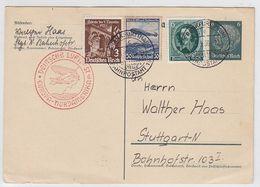 Zeppelin Nordamerikafahrt - Germany