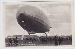 """Zeppelin """"Bei Der Landung"""" - Germany"""