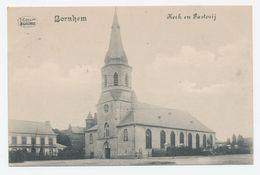 Bornhem Bornem - Kerk En Pastorij - Bornem