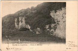 31nth 1628 CPA - ENVIRONS DE NEUFCHATEAU - GROTTE DE BELLE EAU - Neufchateau