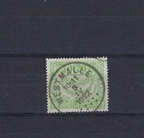 N°TR102 GESTEMPELD Westmalle 1922 SUPERBE - 1915-1921