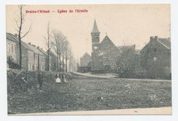 Eigenbrakel - Braine-l'Alleud -  Eglise De L'Ermite - Braine-l'Alleud