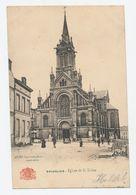 Bruxelles Eglise De St. Gilles - St-Gilles - St-Gillis