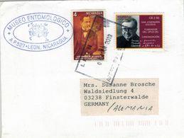 Louis Pasteur - San Josemaria Escriva Gründer Opus Dei - Leon Nicaragua Rs: Eryphanis Aesacus Schmetterling - Théologiens