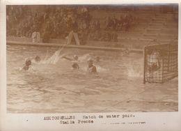 PHOTO  ORIGINALE 18 SUR 13 CM ANNEES60   WATER POLO - Sports