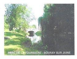 BOURAY SUR JUINE ESSONNE - PAR DE LA TOURBIERE ( ARBRES, PONT, RIVIERE ) PAP ENTIER POSTAL FLAMME EVRY 2008, A VOIR - Protección Del Medio Ambiente Y Del Clima