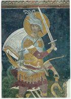 Kosovo - Gračanica Monastery:  St. Mercure, Fresco 14th Century - ( FRESCO / FRESKO / FRESQUE) - Kosovo