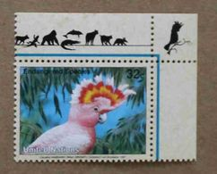 NY97-01 : Nations-Unies (New-York) / Protection De La Nature - Cacatoès De Leadbeater (Cacatua Leadbearteri) - Unused Stamps