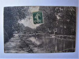 FRANCE - SAÔNE ET LOIRE - CHEILLY-LES-MARANGES - Canal Du Centre - Autres Communes