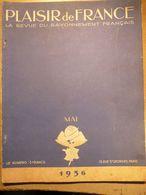 Plaisir De France 1936 Cité Universitaire Marrast Roquefort Du Plantier Golf La Boulie St Germain St Cloud Morfontaine - Books, Magazines, Comics