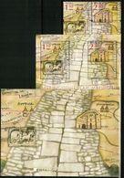 Europa CEPT 2020 BULGARIA Ancient Postal Routes - Fine Set + S/S + Booklet MNH - Bulgaria