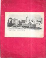 ALGER - ALGERIE - CPA DOS SIMPLE -   Le Palais Du Gouvernement - GIR - - Algiers