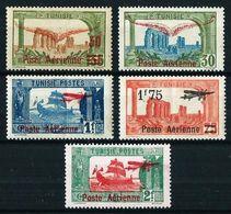 Túnez (Francés) Nº A-1/... Nuevo**/* Cat.10,90€ - Tunisie (1888-1955)