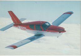 Avion TRINIDAD SOCATA Moteur Lycoming Io-540 Gros Plan 1er Salon Européen D'aérophilatélie 11 Avril 1987 - 1946-....: Era Moderna