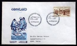 Greenland   1978 Cz.Slania.   MiNr.110 FDC ( Lot Ks) - FDC