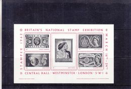 Scoutisme - Grande Bretagne - BF émis Lors De L'exposition Stampex En 1962 - Europa - Jeux Olympiques - Summer 1948: London