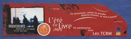 METZ  ETE DU LIVRE 2007 - MARQUE PAGE DETOURE - Segnalibri