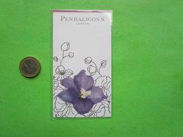 PENHALIGON'S -  Carte Parfumée - Cartes Parfumées