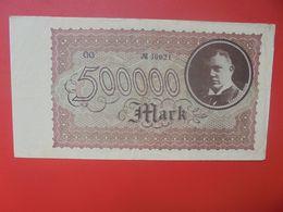 COBLENZ 500.000 MARK 1923 Circuler (B.17) - Colecciones