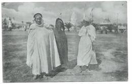 MARSEILLE - Exposition Coloniale 1906 - Types Marocains - Tentoonstellingen