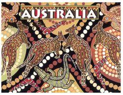 (D 5) Australia - Aborines Art - Pardoo - WA - Aborigenes
