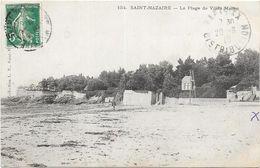 SAINT NAZAIRE : LA PLAGE DE VILLES MARTIN - Saint Nazaire