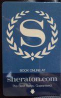 Sheraton - Hotelkarten