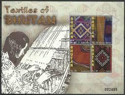 Bhutan 2009 Mi Bl 487 MNH ( ZS8 BHTbl487dav136 ) - Jobs