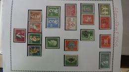 H13 Collection Timbres, Blocs Et Carnets ** Allemagne Fédérale De 1959 à 1979 - Francobolli
