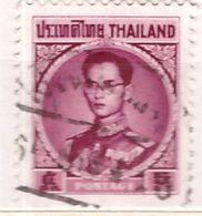 PIA - TAILANDIA - 1963-71 : Effigie Del Re Bhumibol Sujets - (Yv 384) - Thailand