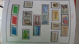 H14 Collection Timbres, Blocs Et Carnets ** Allemagne Fédérale De 1980 à 2000 - Timbres