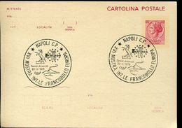 55947 Italia, Special Postmark 1976 Napoli , Showing The Volcano, Vulkan, Vesuvio, Geology, - Vulkane