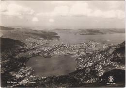 Bergen - Utsikt Fra Ulrikken - Noruega