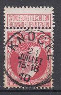 BELGIË - OPB - 1905 - Nr 74 - T1L (KNOCKE) - COBA + 4.00 € - 1905 Thick Beard