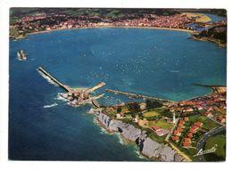 SAINT JEAN DE LUZ (64) - Fort De Socoa - La Digue - La Rade - Saint Jean De Luz