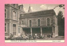 C.P. Helchin = Château  De  BEAULIEU  : La Cure  D' Air - Espierres-Helchin - Spiere-Helkijn