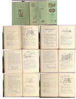 Guide Auberges Et Refuges  1950 Felenne-godinne-nivelles-virelles-francorchamps Etc  Aussi Flandres - Vecchi Documenti