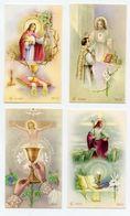 Lotto 4 Santini ORDINAZIONE SACERDOTALE (Marcati Eb: V/1060, V/1061, V/546, V/115) - PERFETTO P77- - Religion & Esotérisme