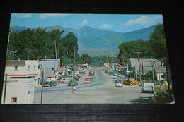 17240-             MONTANA, ENNIS / CARS - Etats-Unis