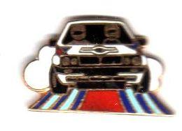 Pin's Rallye Martini   EGF - Rally