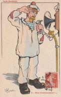 Carte Illustrateur Gervese - Humoristiques