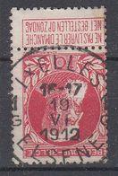 BELGIË - OPB - 1905 - Nr 74 - T4R (IXELLES/ELSENE 1G) - COBA + 2.00 € - 1905 Thick Beard
