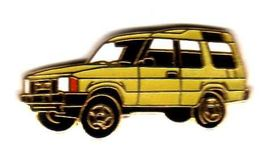 Pin's Land Rover Discovery EGF - Badges