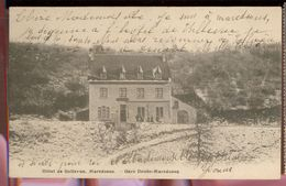 Cpa Denée  Hotel   1904 - Onhaye