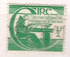 PIA - IRLANDA - 1944 : Tricentenario Della Morte Di Michael O' Cleirigh - (Yv 99) - Used Stamps