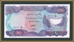 Iraq 10 Dinars 1973 P-65 (65a.2) UNC - Iraq