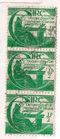 PIA - IRLANDA - 1944 : Tricentenario Della Morte Di Michael O' Cleirigh - (Yv 99 X 3) - Used Stamps