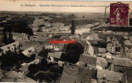 Bonneval - Quartier Hérisson Et Les Gabeaudières , Vue Panoramique - 1931 - Bonneval