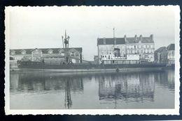 Photo Originale 13,7 X 8,6 Cm L' Utah Beach à Chergourg En Mai 1956   AVR20-172 - Barche